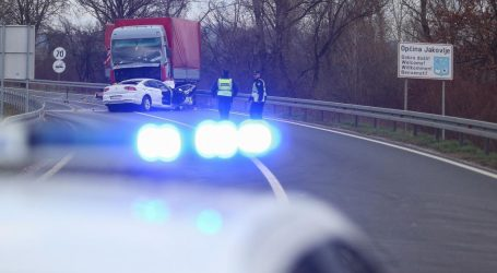U sudaru teretnjaka i automobila kod Zaprešića poginula jedna osoba