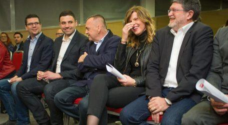 OSIJEK: SDP predstavio liste i kandidate za europske izbore