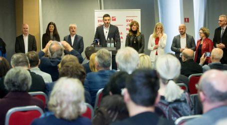 Bernardić Glavnom odboru SDP-a predložio listu za europske izbore