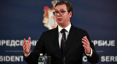 Vučić traži oslobađanje uhićenih, osim počinitelja najtežih kaznenih djela