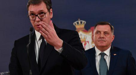 VUČIĆ 'Presuda Karadžiću ne znači ukidanje Republike Srpske'