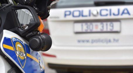U Dubravi se sudarili Audi i BMW, tri osobe ozlijeđene