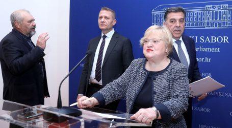 "AMSTERDAMSKA KOALICIJA ""HDZ i partneri žele kupiti EU izbore"""