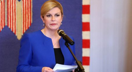 Predsjednica danas na UN-ovoj konferenciji 'Žene na vlasti'