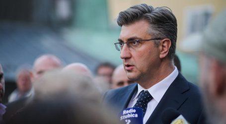 PLENKOVIĆ 'Izbori za EU parlament bit će raspisani 26. ožujka'