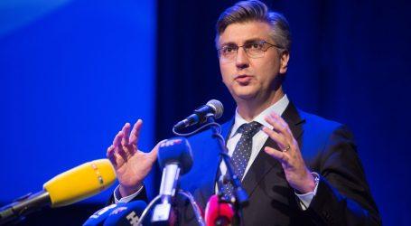 """PLENKOVIĆ """"Izbori za EU parlament važni za smjer kojim zemlja ide"""""""