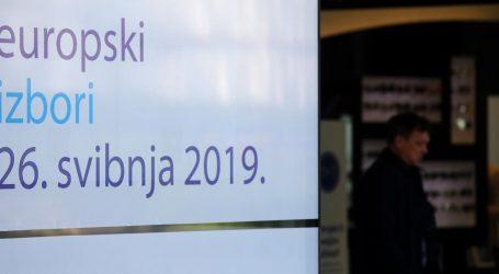 Predsjednica raspisala izbore za Europski parlament