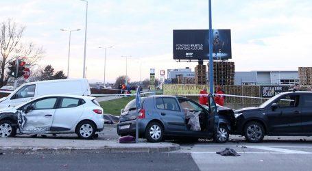 Policija o nesreći četiri vozila u kojoj je poginuo 41-godišnjak