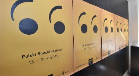 Otvoren javni poziv za prijavu filmova za 66. pulski filmski festival