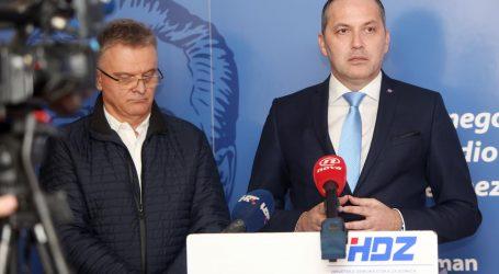 Šef ličkog HDZ-a Kustić proglasio pobjedu na prijevremenim izborima