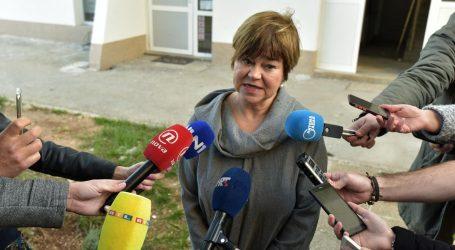 Danas odluka o odgovornosti Vesne Burčul