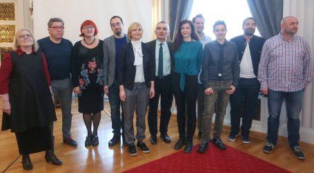 Koalicija zelene ljevice predstavila listu kandidata za EP izbore