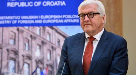 Njemački predsjednik ovaj tjedan u službenom posjetu Hrvatskoj