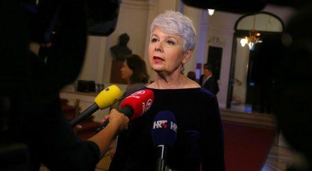 """KOSOR """"Teško da bi Žalac bila ministrica u mojoj Vladi"""""""