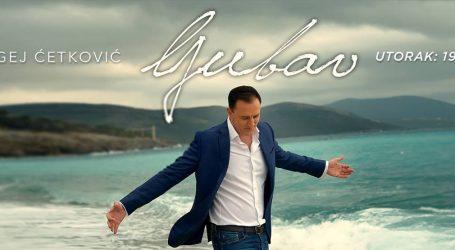 Sergej Ćetković objavio novi singl i najavio nastup u Opatiji