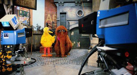 VIDEO: Odgođena produkcija filma Sesame Street