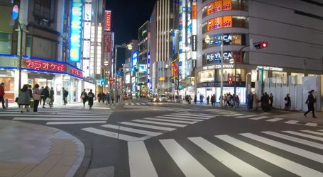 VIDEO: Noćnom biciklističkom vožnjom opraštamo se od Tokija