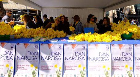 FOTO: Udruga Europa Donna Hrvatska obilježila 23. Dan narcisa