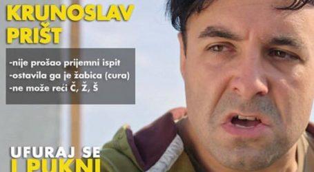 VIDEO: Stiže komedija u režiji Ljubomira Kerekeša