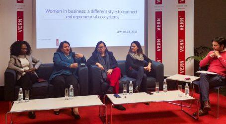 VERN' Održan panel 'Women in business' s ciljem poticanja zdravog poduzetničkog okruženja