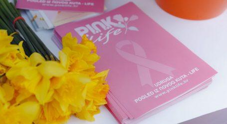 Udruga Pink life obilježila Međunarodni dan narcisa, dan posvećen oboljelima od rakad