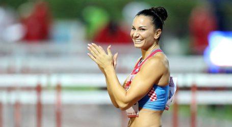 EP Andrea Ivančević u finalu (19.25 h) na 60 m prepone
