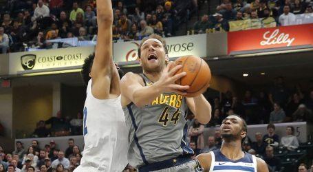 Bogdanović najbolji u porazu Indiane, Phoenix svladao Lakerse