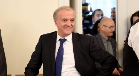 Ministar Bošnjaković u zatvoru
