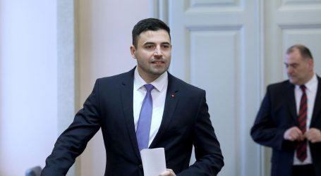 """BERNARDIĆ """"Murganić treba podnijeti ostavku, priznala je vlastitu krivnju"""""""
