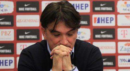 Selektor Dalić u mandatu ostao bez 11 igrača