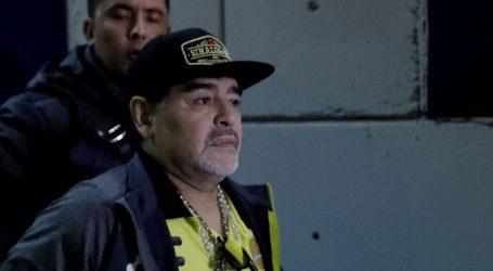 Maradona priznao očinstvo troje kubanske djece