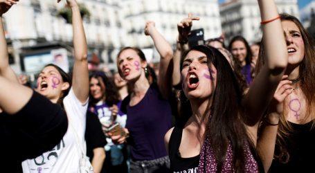 Veliki prosvjedi u Madridu i u Barceloni za ženska prava