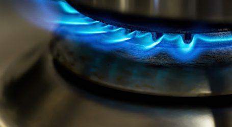 Početkom travnja plin kućanstvima poskupljuje za prosječno 6,9 posto