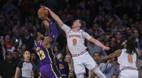 Hezonja blokirao Jamesa za pobjedu Knicksa