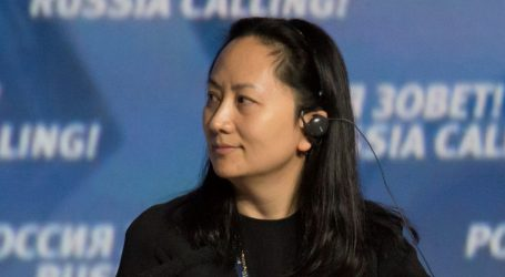 Uhićena direktorica Huaweija tuži Kanadu