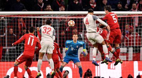 Liverpool zamrznuo Bayern, Barca lakoćom s Lyonom