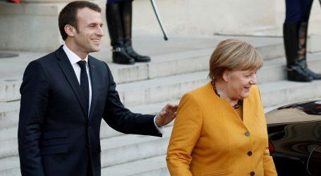Merkel se distancira od Macrona u vezi s Europom