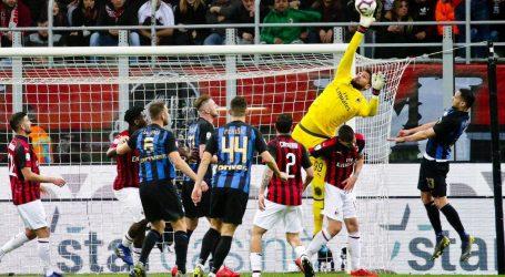 SERIE A Inter slavio u milanskom derbiju
