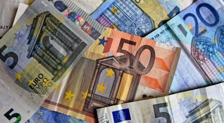 Hrvatski vanjski dug pao za 4,5 posto na godišnjoj razini