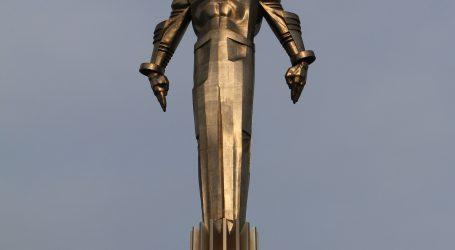Rusija odaje počast Juriju Gagarinu, prvome čovjeku u svemiru