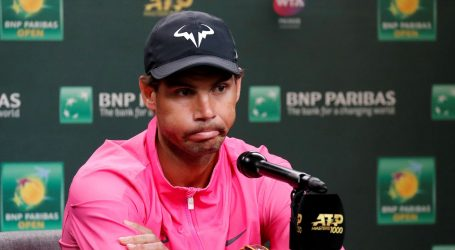 ATP Indian Wells: Nadal predao Federeru