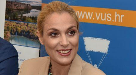 """ĆORIĆ """"Nije postala ravnateljicom zbog stranačkih iskaznica"""""""