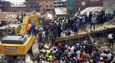 NIGERIJA Najmanje osmero djece poginulo u urušavanju zgrade