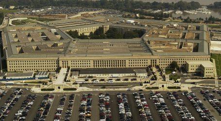 """Pentagon odobrio milijardu dolara za """"ogradu"""" na granici s Meksikom"""