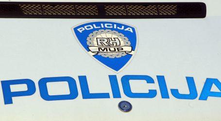 """POLICIJA """"Djevojka je samovoljno fizički napala policajce"""""""