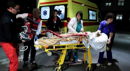 KBC ZAGREB Najteže ozlijeđena djevojčica stabilno