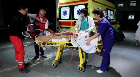REBRO Teško ozlijeđena djevojčica dobro se oporavlja