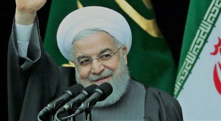 """ROHANI """"Iran je u ekonomskom i psihološkom ratu s Amerikom"""""""