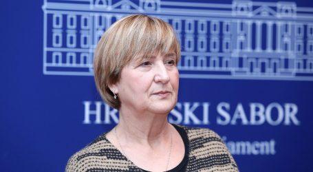 "TOMAŠIĆ ""Želim nastaviti rad u Europskom parlamentu"""