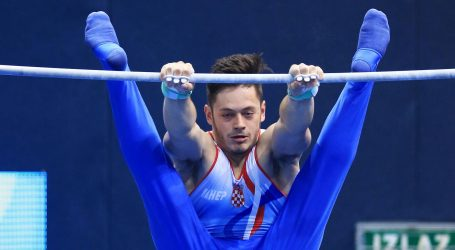 BAKU Hrvatski gimnastičari na Svjetskom kupu